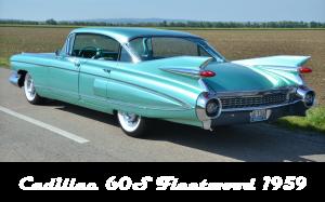 Cadillac 60S Fleetwood 1959