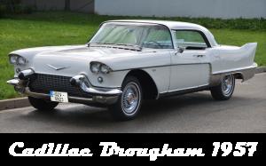 Cadillac Brougham 1957