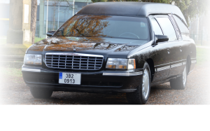 Cadillac Hearse superior 1997