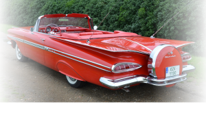 Chevrolet Impala Convertible 1959_3