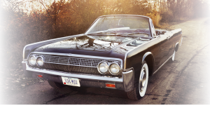 Lincoln Continental Convertible 1963