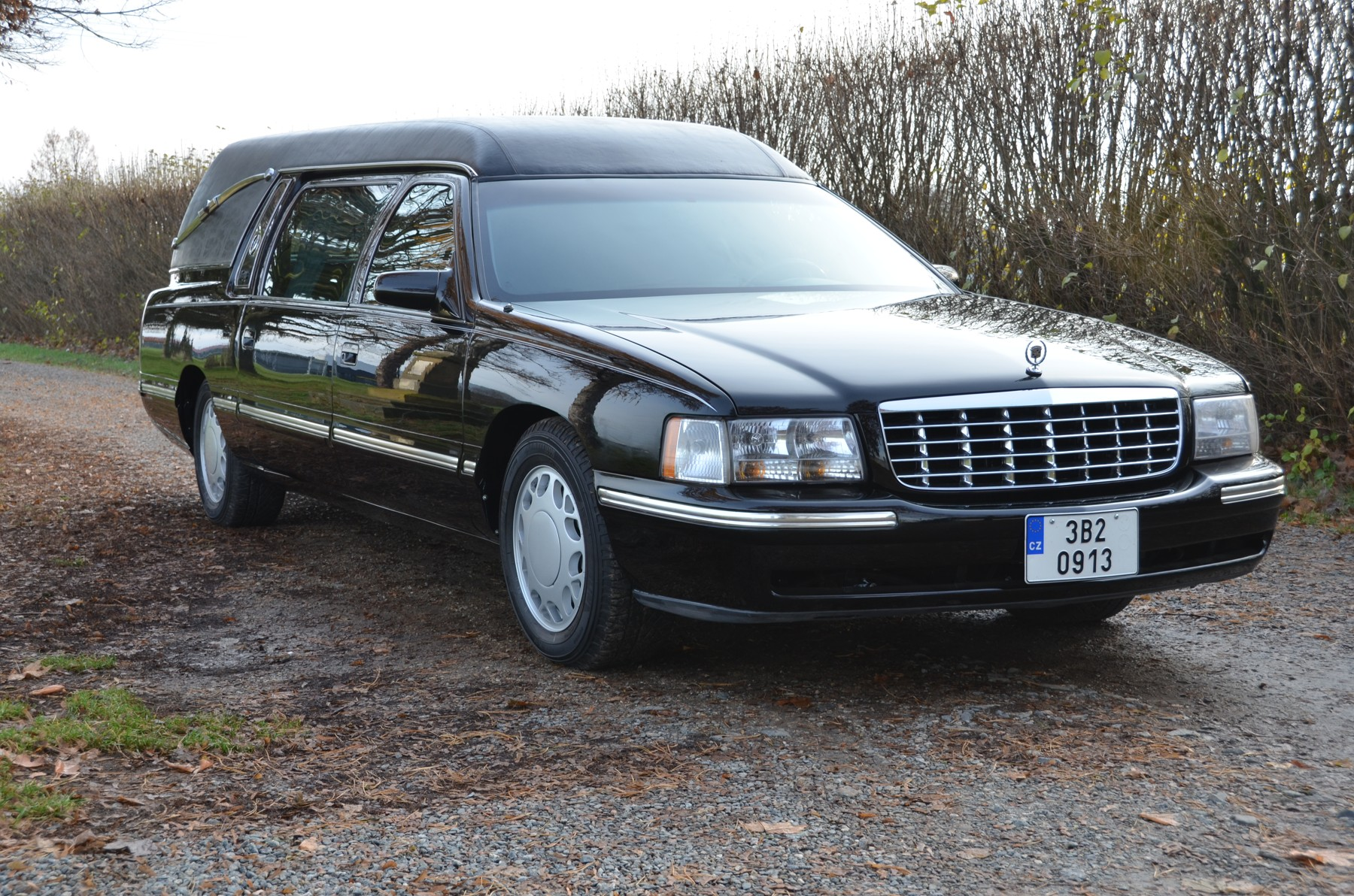 Cadillac Hearse Superior 1997 Classic Car Restorations